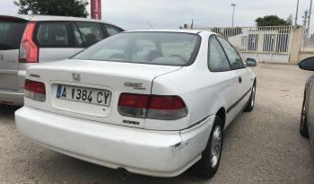 Honda Civic 1.6i LS 105cv lleno